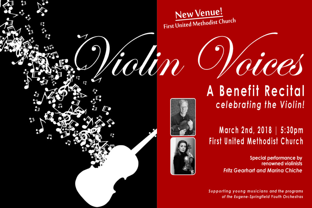 Special Events - Eugene Springfield Youth Orchestras