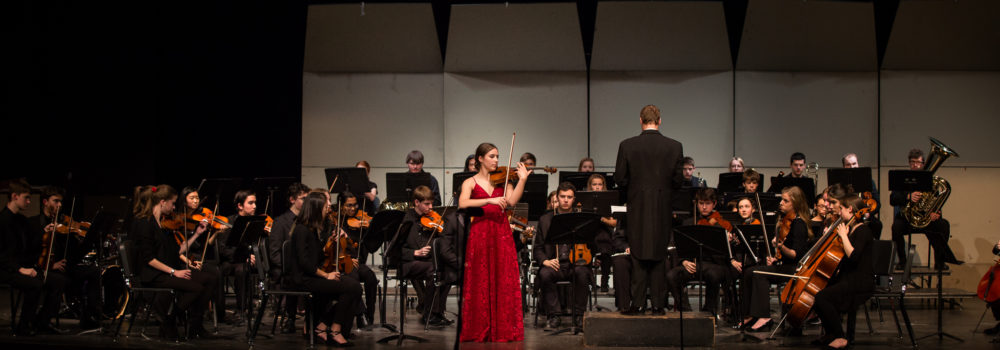 Eugene-Springfield Youth Symphony - Eugene Springfield Youth Orchestras